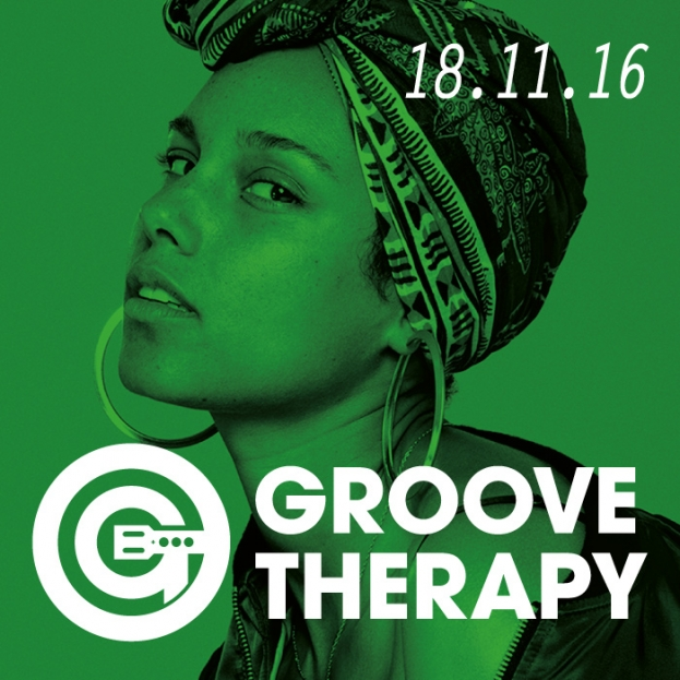 Groove Therapy - 18th November 2016