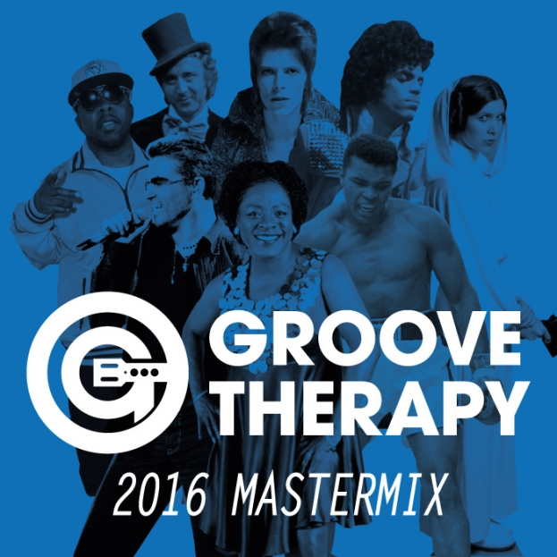 Groove Therapy - 2016 Mastermix