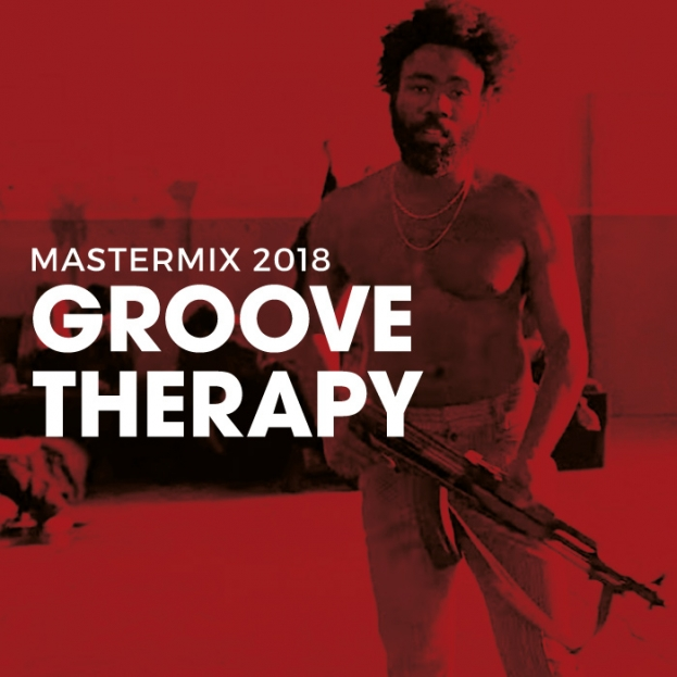 Groove Therapy 2018 Mastermix